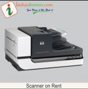 Scanner Available on Rental In Mumbai & NaviMumbai