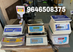 Weighing scale machines and repairing are available at best price