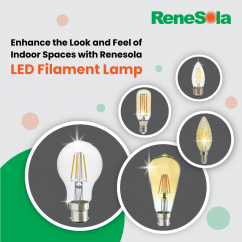 Buy Online led lamps and strips renesolaindia.com
