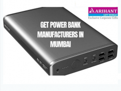Get Power Bank Manufacturers in Mumbai