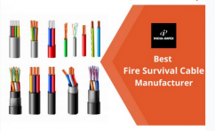 High Temperature Fire Survival Cable - India-Impex