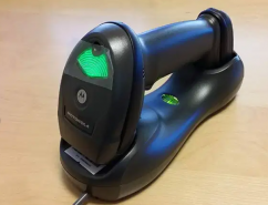 Zebra/ Motorola Symbol Wireless Barcode Scanner