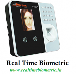Real Time Biometric Mahcine