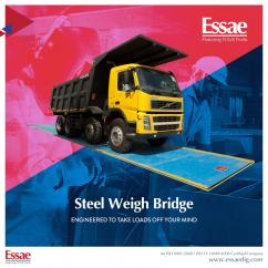 Dynamic / In Motion Weighbridges Manufacturer in India