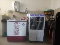 hindware desert cooler  and washing machine combo