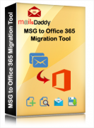 MailsDaddy MSG to Office 365 Migration Tool
