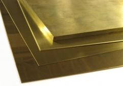 Brass Sheets Nexim Alloys