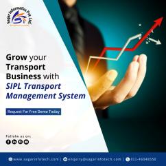 Transport Management Software, Transport Management Solution