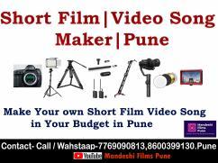 Short Film Maker Pune Video Album Song Making Pune Webseries Video Shooting Pune