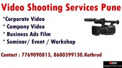 Video Shooting Services Pune Video Shooting in Pune Video Production Service