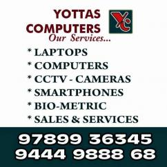 CCTV & LAPTOP Services  CCTV - New systems installed Existing systems