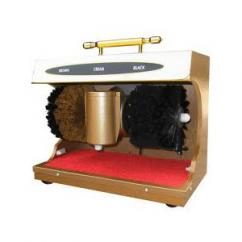 steel Finished Heavy duty Automatic Shoe Polishing Machine