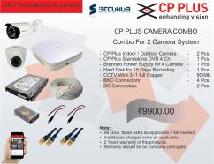 Buy CCTV Camera in Gurgaon at Unbeatable Price-9900