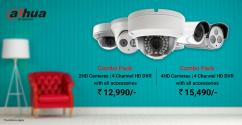 Sathya Online Shopping- CCTV Combo Offers