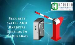Security Gates And Barriers Systems In Hyderabad