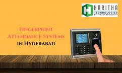 Fingerprint Attendance Systems in Hyderabad