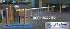 Boom Barriers, Security systems