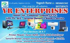 YR Enterprises