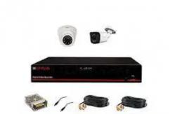 2 HD CCTV Camera setup installation