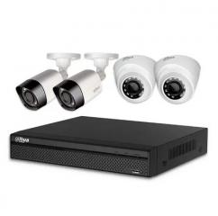 CCTV Camera 4 Channel DVR