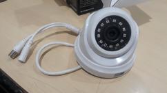 W-Box IR Dome camera