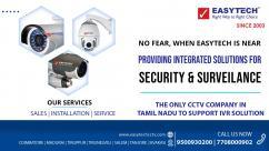 CCTV Camera Installation in Coimbatore - Best CCTV camera in Coimbatore