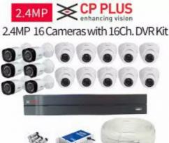 Sabse Sasta New CP Camera Wholesaler