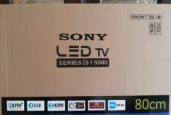 32 inches Sony LED In Seal Packed Condition