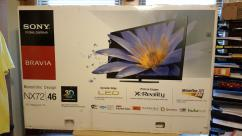 Sony Bravia KDL 46NX720 46 Inch 3D HD LED LCD Internet TV