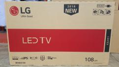 lg 43 inch full hd led tv with warranty
