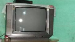 Old CRT TV in Great Working Condition