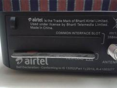 Accessories For Airtel Dish TV Available