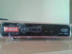 Airtel Set-top Box In Less Used Condition