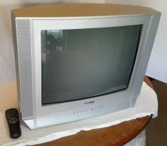 Gently Used Samsung CRT TV Available