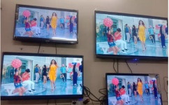 Brand new led TV 32 inch full HD TV AQUAFRESH brand with 2year warrant