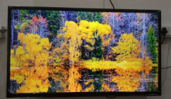 32 inch smart LED TV with light weight and quad core processor