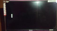 32 inch Weston smart LED TV