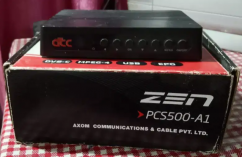 ACC digital set top box
