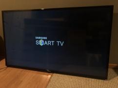 Samsung 55 Inch 4K Ultra HD Smart LED TV