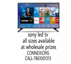 Sony 52 inches full hd smart android led tv