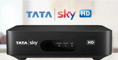 TATA SKY HD CONNECTION