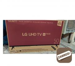LG 126 cms (50 inches) 4K Ultra HD Smart LED TV