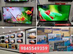 Yes Electronics TV showroom big offer s all Led TV s with warranty