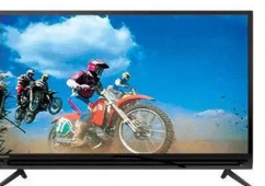 40 INCHES 4K HD SMART LED TV  12990/- BEST OFFER