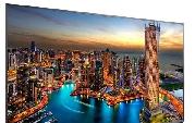 55 inch full 4k smart led tv  20w speakers  slim design  branded