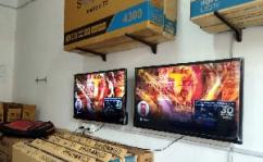 32 smart full hd sony panel led tv slny  with warranty 1 yr