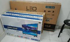 40 inch smart Ultra HD BRAND NEW LED TV // Wednesday mega offer