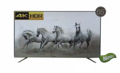 Cornea 65 inch 4K supported LED TV with warranty
