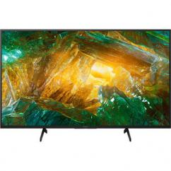 Sony X800H 49 Inch TV 4K Ultra HD Smart LED TV with HDR.