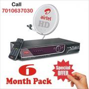 Airtel DTH Connection Offers